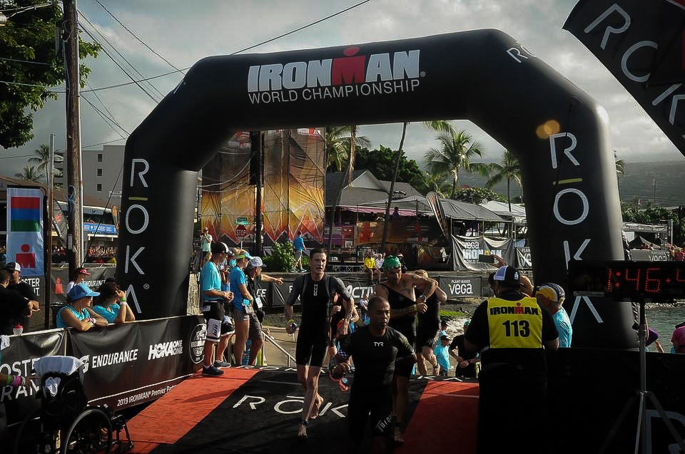 The Kona Report: Alex Taylor